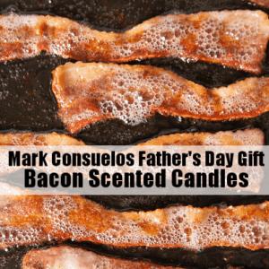 Live with Kelly: Mark Consuelos vs Kelly Ripa & Bacon Scented Candles