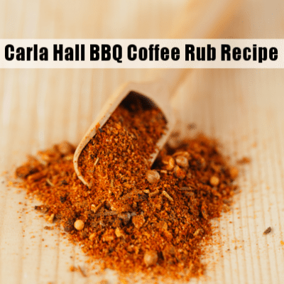 The Chew: Carla Hall BBQ Coffee Rub & Father's Day Monogram Mug Craft