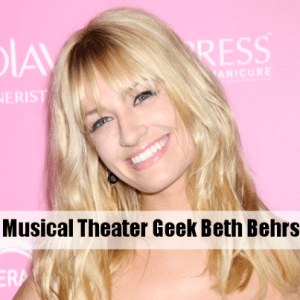 Kelly & Michael: Beth Behrs Theater Nerd & Monsters University Role