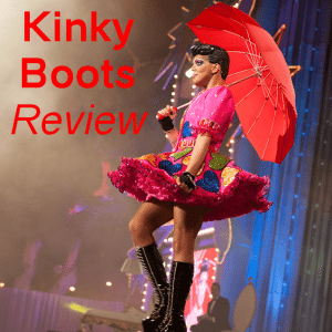 Today Show: Billy Porter Tony Award & Kinky Boots Best Musical Review