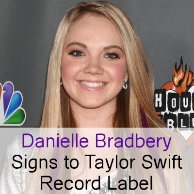 Today: Danielle Bradbery Wins The Voice Season 4 & Hunter Hayes Guitar