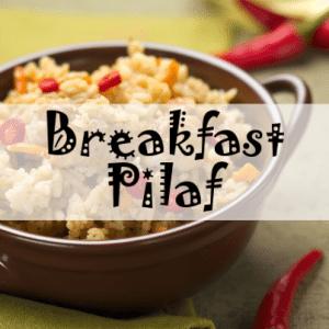 The Chew: Mark Bittman's Breakfast Pilaf Recipe & Vegan Before 6:00