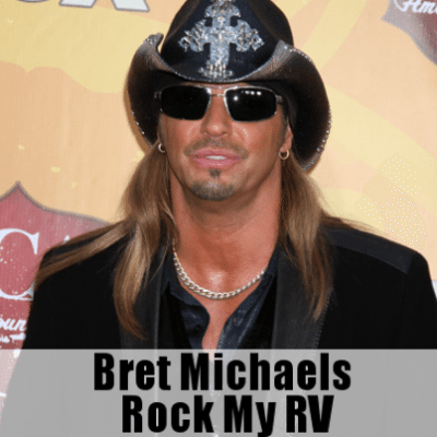 Kelly & Michael: Bret Michaels 50th Birthday Party & Rock My RV Review