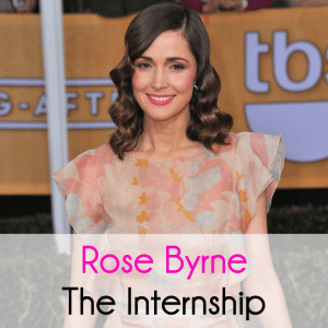 "GMA: Rose Byrne The Internship & Darius Rucker ""Wagon Wheel"" Review"