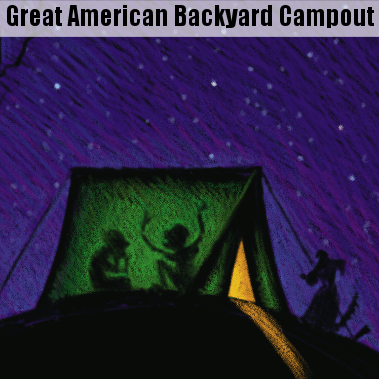 Kathie Lee & Hoda: Great American Backyard Campout & Webtastic Choir