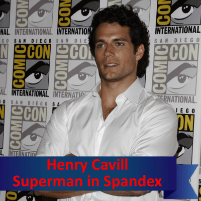GMA: Henry Cavill Sports Christopher Reeves Superman Suit for Audition