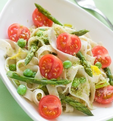 The Chew: Pasta Primavera Recipe & Mark Bittman Vegan Before 6 Review