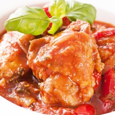 Rachael Ray Spicy Chicken Cacciatore Recipe & David Duchovny Advice