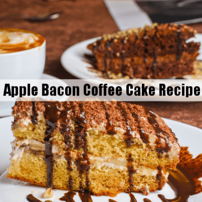 The Chew: Batali Braised Pork Belly & Apple-Bacon Coffee Cake Recipe