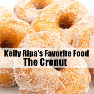 Kelly & Michael: Lucy Liu Filming in London & Evolution of the Cronut