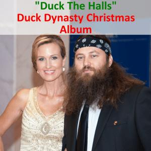"GMA: Duck Dynasty Christmas Album ""Duck the Halls"" & Mustache Puppy"