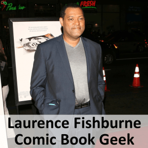 GMA: Laurence Fishburne Man of Steel & Switched At Birth Show Review