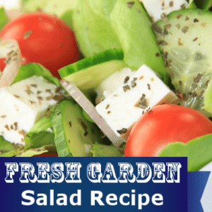 The Chew: Fresh Garden Salad Recipe With Snap Pea Crostini