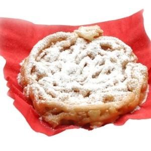 Rachel Ray: The Pittsburger Recipe & Cake Boss Homemade Funnel Cakes