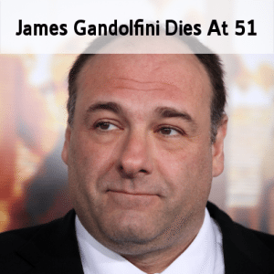 Today: James Gandolfini Dies in Italy at 51, Legacy as Tony Soprano