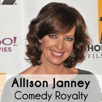 Allison Janney Talks Tammy & Jamie Foxx's White House Down Film Review