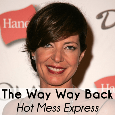 Allison Janney The Way Way Back Review + Getting Rid of Skunk Smell