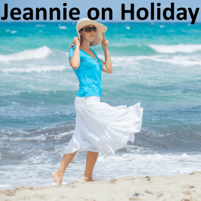 Ellen Sends Jeannie on Vacation to Hayman & Jessica Mauboy Performs