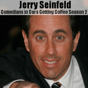 Kelly & Michael: Jerry Seinfeld Comedians in Cars Getting Coffee