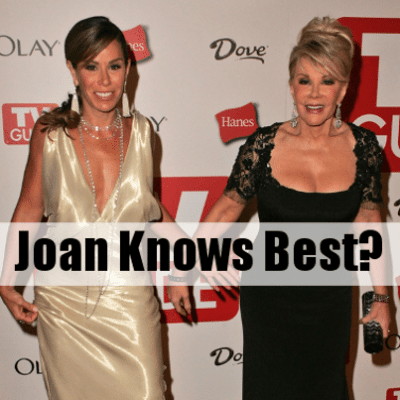 The View: Joan Rivers & Melissa Rivers Joan Knows Best? Season Four