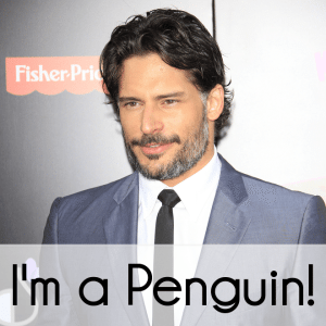 Ellen Joe Manganiello Penguin Impression & One Republic Counting Stars