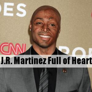 "The Doctors: JR Martinez Full of Heart Review & ""Les Mis"" Diet Dangers"