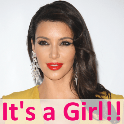 Today: Kim Kardashian Gives Birth to Baby Girl & Sesame Street in Jail