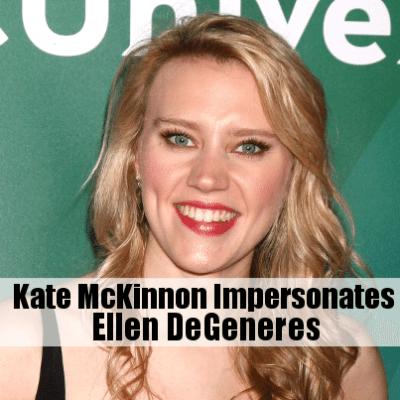 Ellen: Kate McKinnon Impersonates Ellen & Denis Quaid Pranks a Nurse