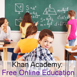 Today: Khan Academy Free Online Education Vs Knewton Learning System
