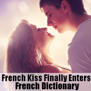 Kelly & Michael: French Kiss Enters Dictionary & Hand Dryers Hygienic?