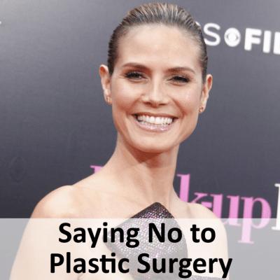 Today Show Heidi Klum No Plastic Surgery & America's Got Talent Review