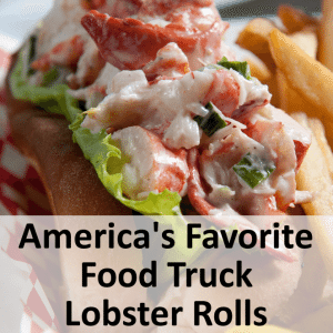 Today Show: America's Best Food Truck Lobster Rolls & Peanuts Pop Art