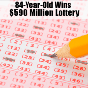 Kelly & Michael: 84-Year-Old Wins $590 Million Lottery & Mirror Awards