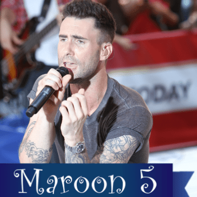 "#Maroon5Today: Adam Levine The Voice Finale & Maroon 5 ""Love Somebody"""