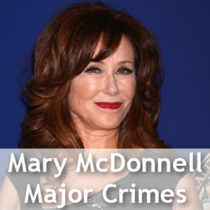 The View: Mary McDonnell Major Crimes Review & Oscar Lunch With Whoopi
