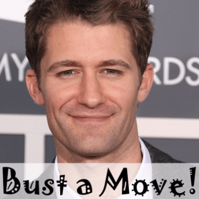 "The View: Matthew Morrison ""Come Rain Or Come Shine"" & Break Dancing"