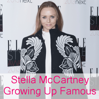 Today: Stella McCartney & Chelsea Clinton Remember Growing Up Famous