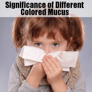 The Drs: Differences in Mucus Coloring & Vitamin A Stops Eye Boogers