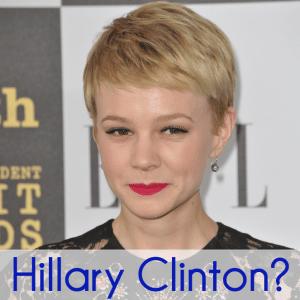 "GMA: Carey Mulligan Plays Hillary Clinton & Will Smith ""Black Yoda"""