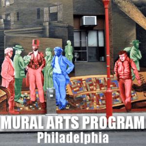 Today Show: Philadelphia Mural Arts Program & Using Graffiti For Good