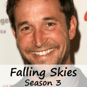 The View: Noah Wyle Falling Skies Season 3 Review & Belief In Aliens