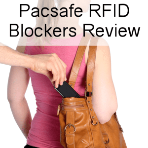 KLG & Hoda: Pacsafe RFID Blocker & Portable Safe, Personal Wifi Review