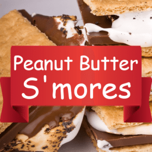 The Chew: Carla Hall's Peanut Butter S'mores Recipe For Your Campfires