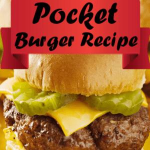 The Chew: Benno and Leo Batali's Blue Cheese Pocket Burgers Recipe