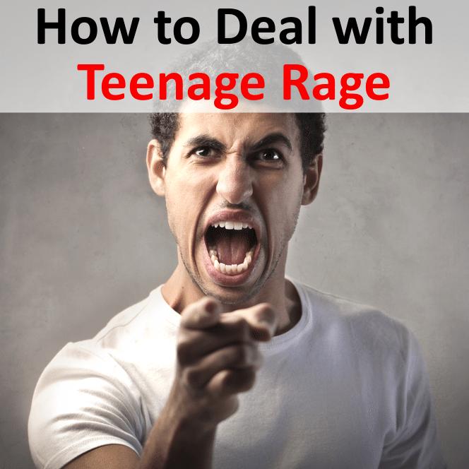 Teen Issues Raging Teenage 45