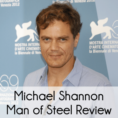 GMA: Michael Shannon Man of Steel Review & Penelope Cruz New Bond Girl