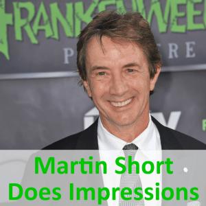 "Ellen: Martin Short Book Titles & Darius Rucker ""Wagon Wheel"" Review"