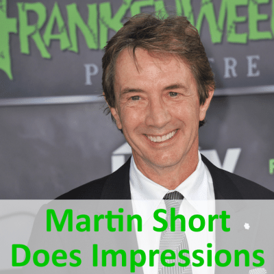 "Ellen: Martin Short Book Titles & Darius Rucker ""Wagon Wheel"" Review"