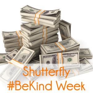 Ellen: Shutterfly #BeKind Week & Dennis Quaid Is Here Favorite Moment