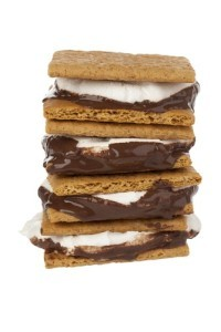 The Chew: National S'mores Day, Carla Hall S'mores Recipe & Ashanti